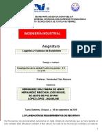 Logística y Cadenas de Suministro- Unidad 2
