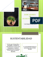 Indicadores de Sustentabilidad Con Ejemplos