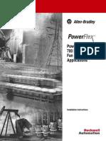 Powerflex 70, 700 for Pumps