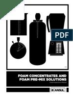 Foam Agent Field Manual