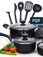 Materials for cookware