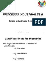 Capitulo i Temas Industriales