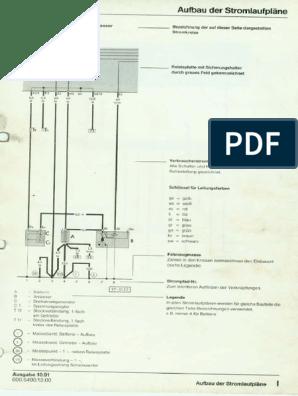 manual wiring diagrams golf mk3  scribd