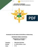 TRABAJO IND - PERU DULCE Y CRUEL.doc