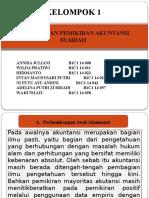 Ppt Akuntansi Syariah Kelompok 1 Kelas A
