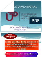 Ppt Analisis Dimensional - 2016-3