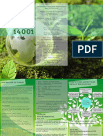 ISO 14001 Leaflet