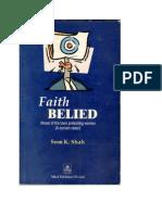 Faith Belied