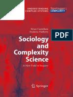 2009 - Castellani, Hafferty - Sociology & Complexity Science