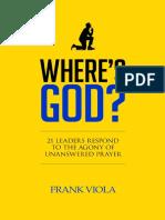 Where is God