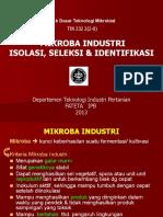 DTM VII. MO Industri, Isols & Seleks