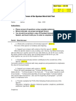 ENG - KennedySpoken Word Tests