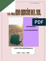 El Ultimo Rincon Del Sol Cuentos-historias y Leyendas Andinas