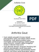 Gout Artrhitis