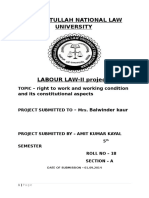 LABOUR LAW -II PROJECT.docx