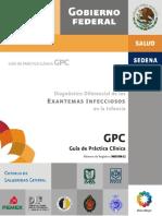GPC-Exantemáticas
