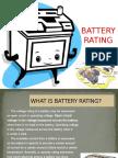 BATTERY RATING - AET 151.pptx