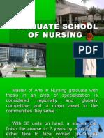 Graduate School of Nursing