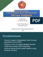 veruka vulgaris ppt