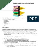 Definição Das Sete Camadas Do Modelo OSI