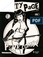 Betty Page - Punk