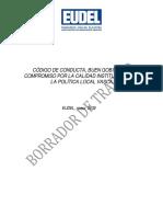 Codigo_Conducta Eudel País Vasco