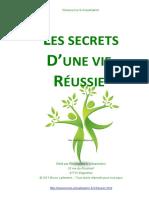 Secrets de La Reussite