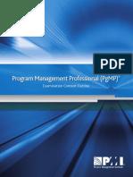 PgMP Exam Outline