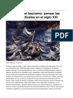 Sinpermiso-espectros Del Fascismo Pensar Las Derechas Radicales en El Siglo Xxi-2016!09!11