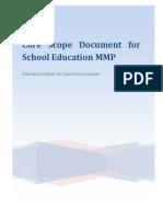 Core Scope Document
