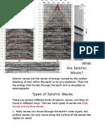 Seismic reflection methord