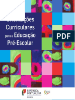 Orientacoes Curriculares EPE