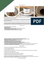 Lectura Del Café o Cafeomancia
