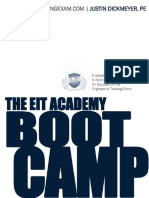 EngineerInTrainingExam EIT Academy Boot Camp eBook