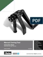 Manual Coning Tool-Brochure