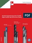ARNO-Solid Carbide Endmills & Drills