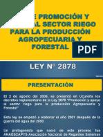Ley 2878