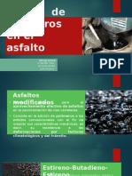 Mezcla de Polímeros en El Asfalto2