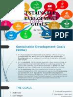 Sustainable Developmental Goals