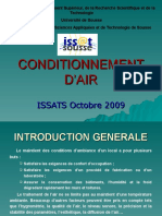 Cours Master CLIMATISATION