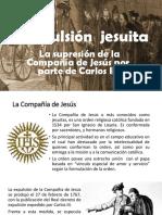 Unidad 3 La Expulsión Jesuita - Juan David Pineda Henao