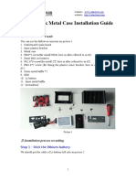 Cubietruck Metal Case Installation Guide140923