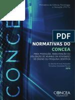 MCTI Normativas Do CONCEA eBook