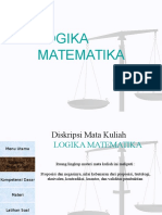 Logika-matematika FTG 2016