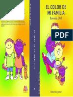 Textos Color de Mi Familia Castellano