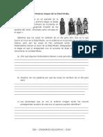 Edad Media - Primeras Etapas