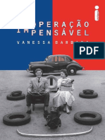 Operacao Impensavel - Vanessa Barbara