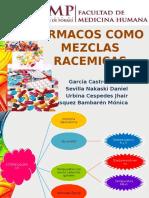 Farmacos Como Mezclas Racemicas