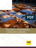 Catalogo Parasoles