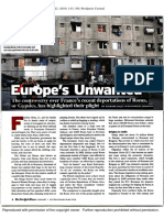 Europe's Unwanted